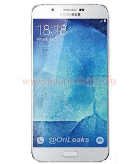 Samsung Galaxy A8 Full Specification and price in Bangladesh