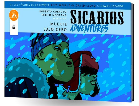 SICARIOS ADVENTURES #2