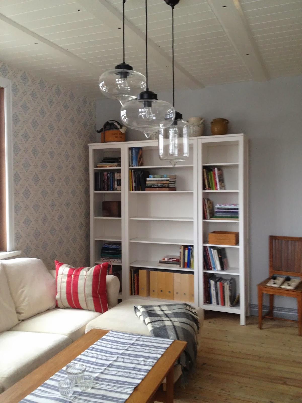 Min lantliga dröm: vardagsrum klart!