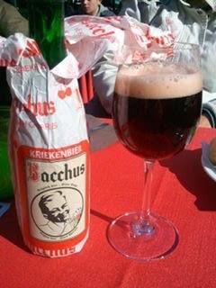 Cerveja de Cereja