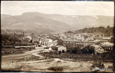 Candelario Salamanca vista general 1916-1920