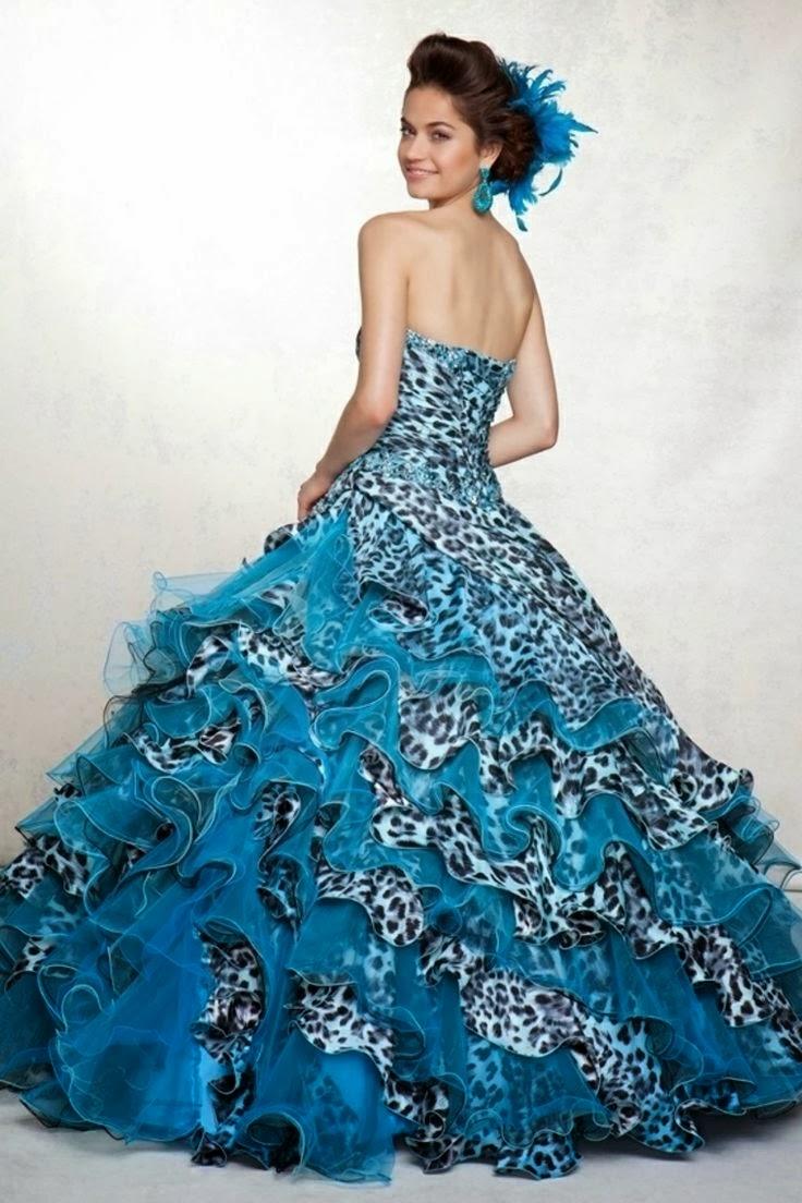 Fotos de Vestidos de Fiesta de color Turquesa : Vestidos para tu ...