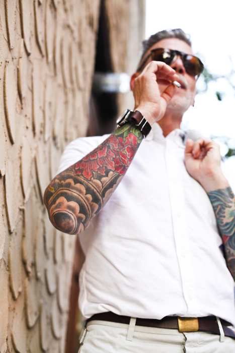 Fabric Of The Heart: Nick Wooster - 91.5KB