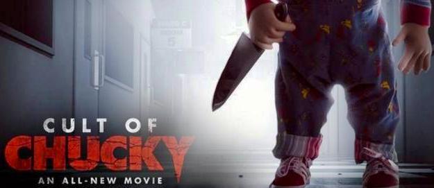 Chucky, se acerca....