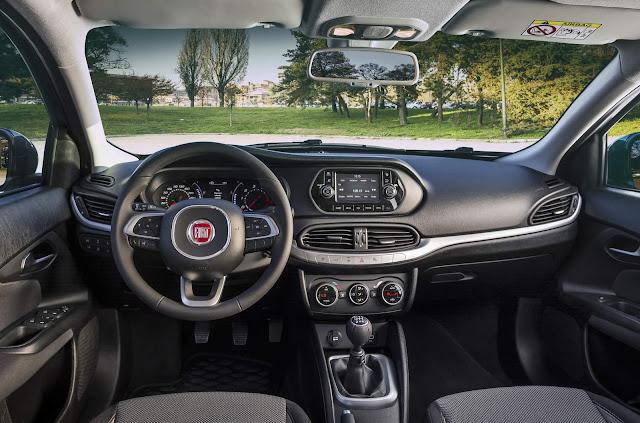 Novo Fiat Tipo 2016
