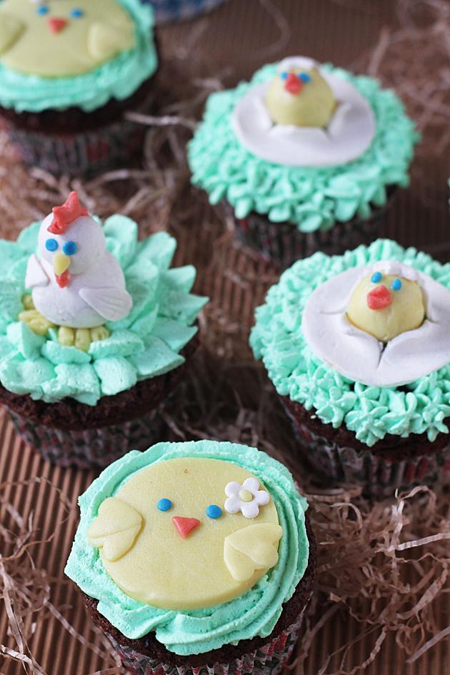 cupcake pulcini per taste&more