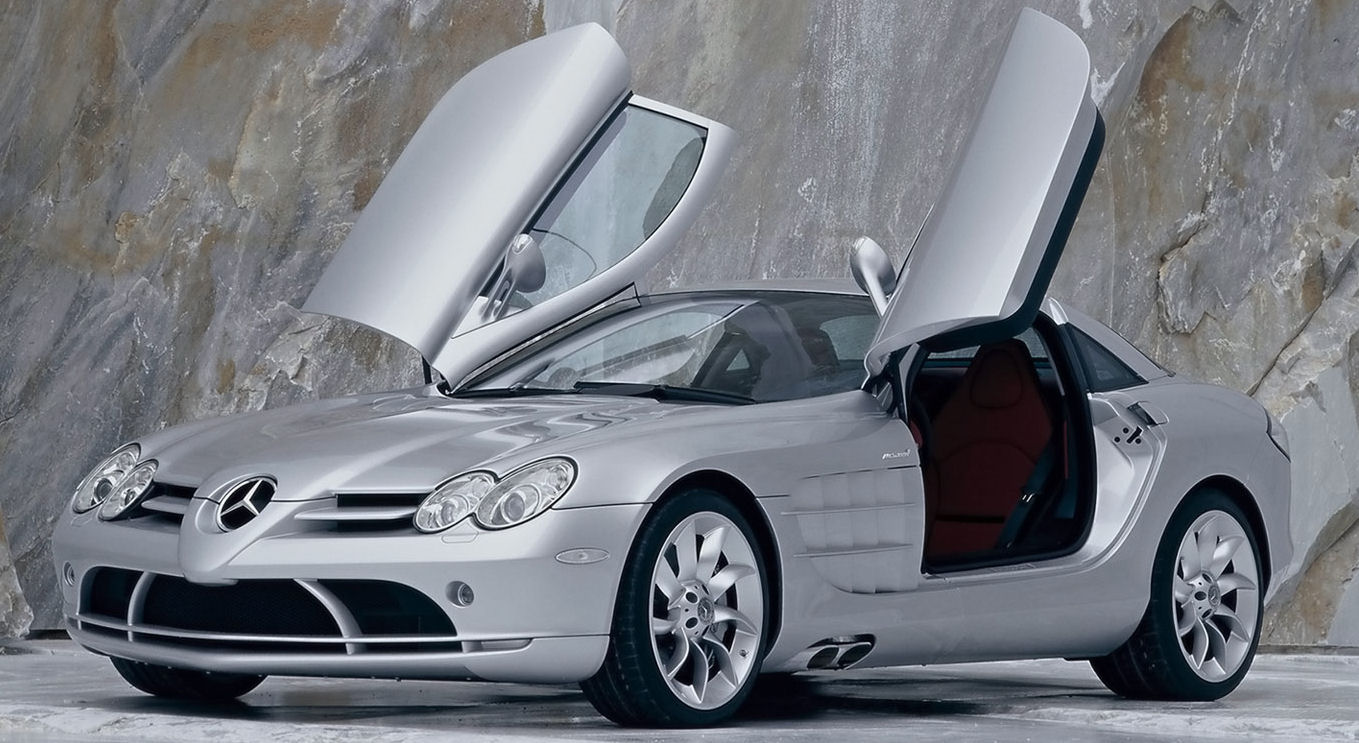 Mercedes benz slr mclaren auto car for The price of mercedes benz