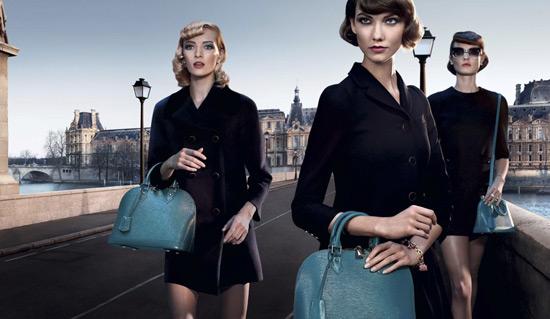 Louis Vuitton bolso Alma azul