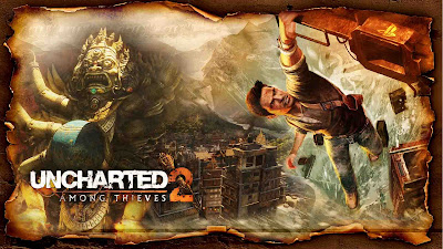 Uncharted 2 Wallpaper HQ