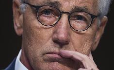 Obama fuerza la dimisión del secretario de Defensa, Chuck Hagel