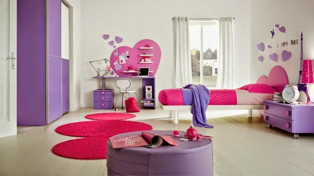 cute and delighted bedroom designs