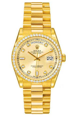 rolex replica watches gold images