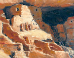 """Shadows on the Pueblo"""
