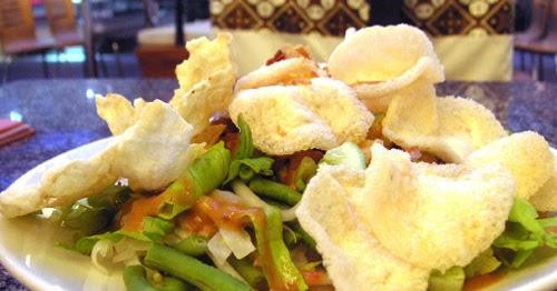 Procedure Text Gado Gado Indonesian Food