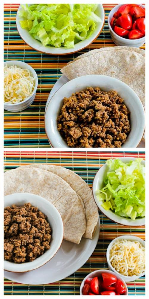 ... Ground Beef for Tacos, Burritos, or Taco Salad | Kalyn's Kitchen