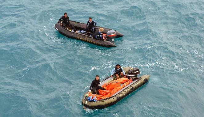 """Mengenal """"Hantu Laut"""" yang Ditakuti Penyelam Pencari AirAsia"""