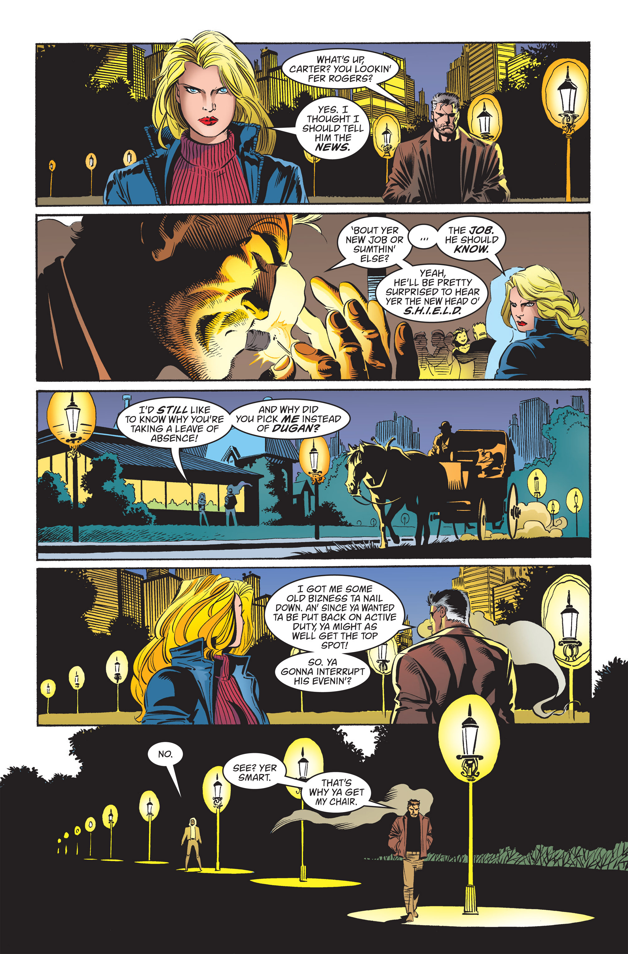 Captain America (1998) Issue #31 #37 - English 22