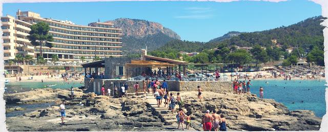 Camp De Mar, Megallluf, Seaside, Beach, Sea, Summer