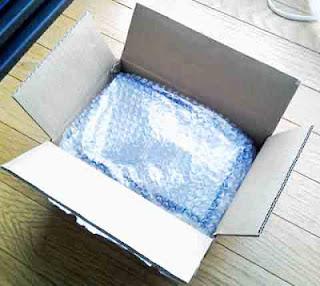 到着した Nexus 7(2012)をオープン!
