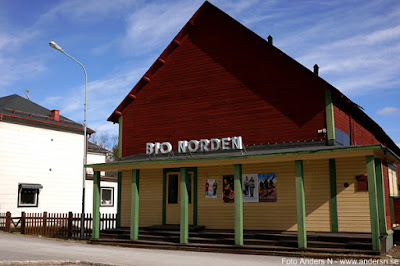 Jokkmokk bio biograf Norden