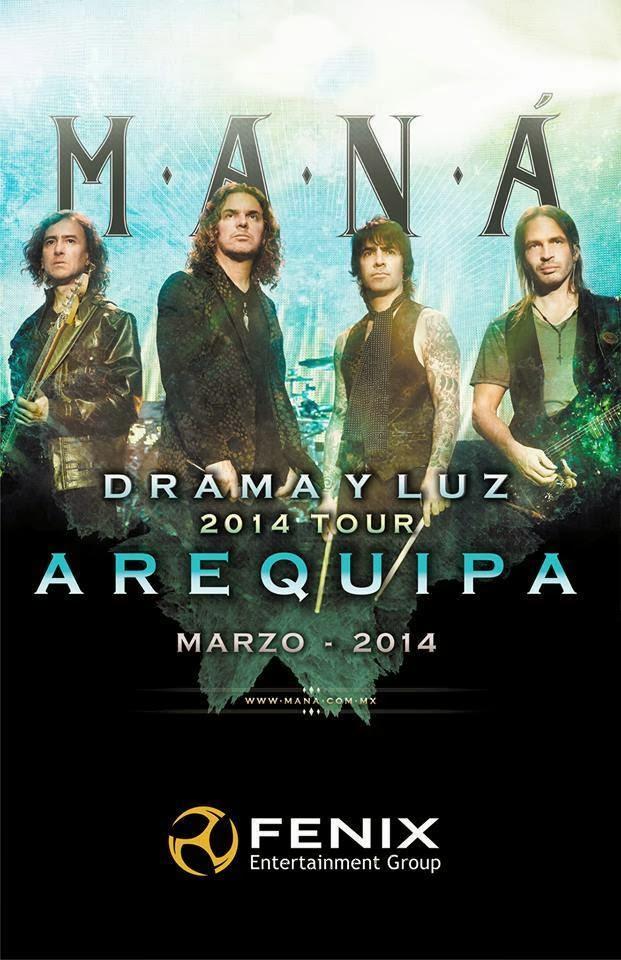 Mana en Arequipa 2014 - Marzo