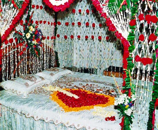 romantic bedroom decoration ideas for wedding night