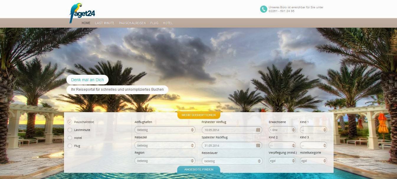 Reiseauktion - Reiseschnäppchen - Reiseberichte