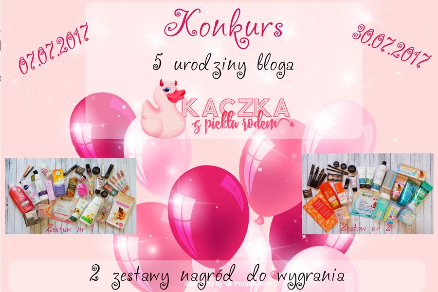 KONKURS - 5 lat bloga