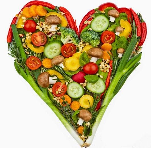 Heart raw food 2 - Beneficios de ser crudivegano