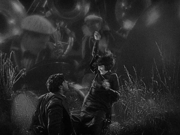 F.W. Murnau's Sunrise