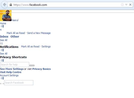 Masalah Paparan Facebook Jadi Tidak Normal