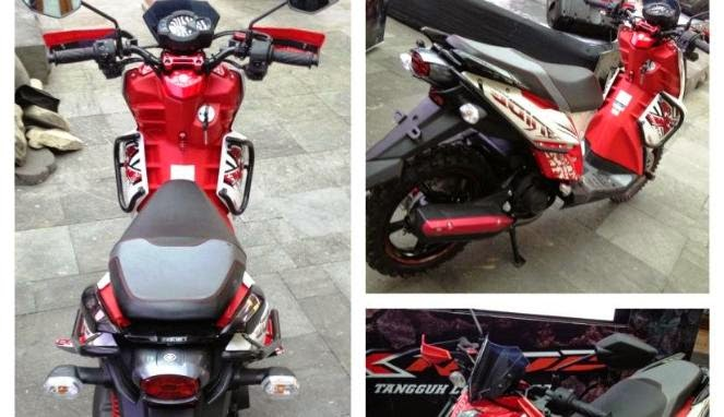 Kumpulan Harga Sepeda Motor Trail Harga Dan Spesifikasi Yamaha X