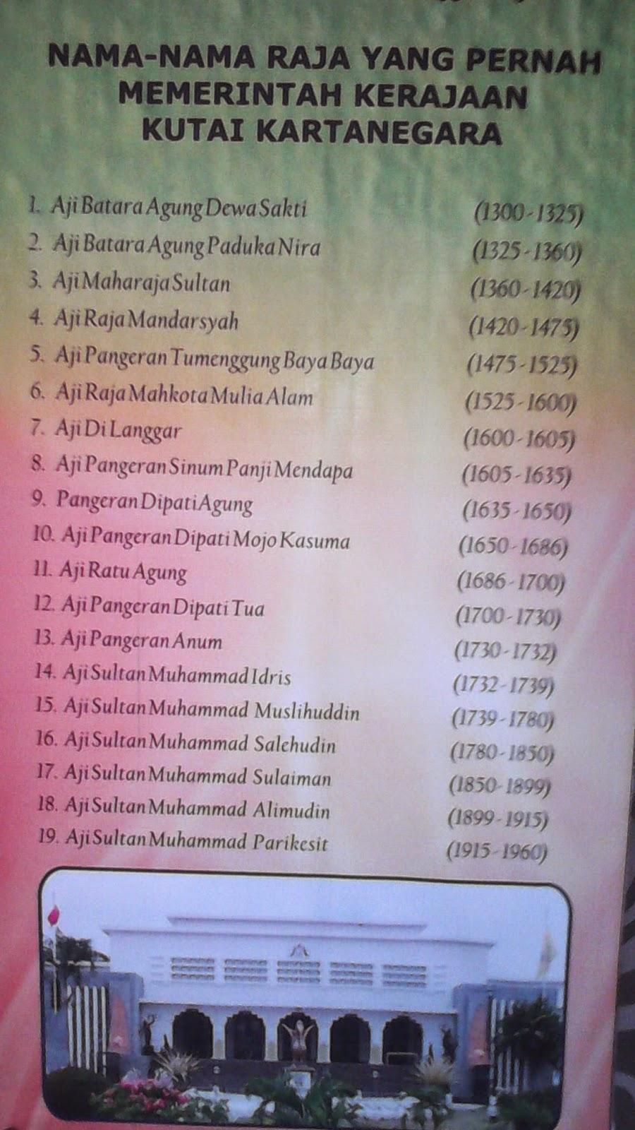 Museum Mulawarman Kutai Kartanegara