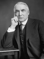 Warren G Harding Harris most hated president