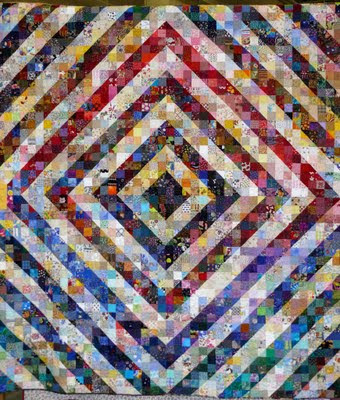 Modern Hand Quilting Patterns : Dear Lissy: Scrap Quilting By Hand, Part 2: Choosing A Style