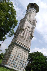 Menara Loji dibelakang UNWIM