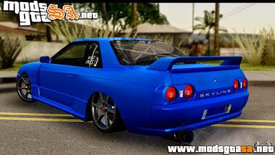 SA - Nissan Skyline R32