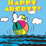 Smile Its August!