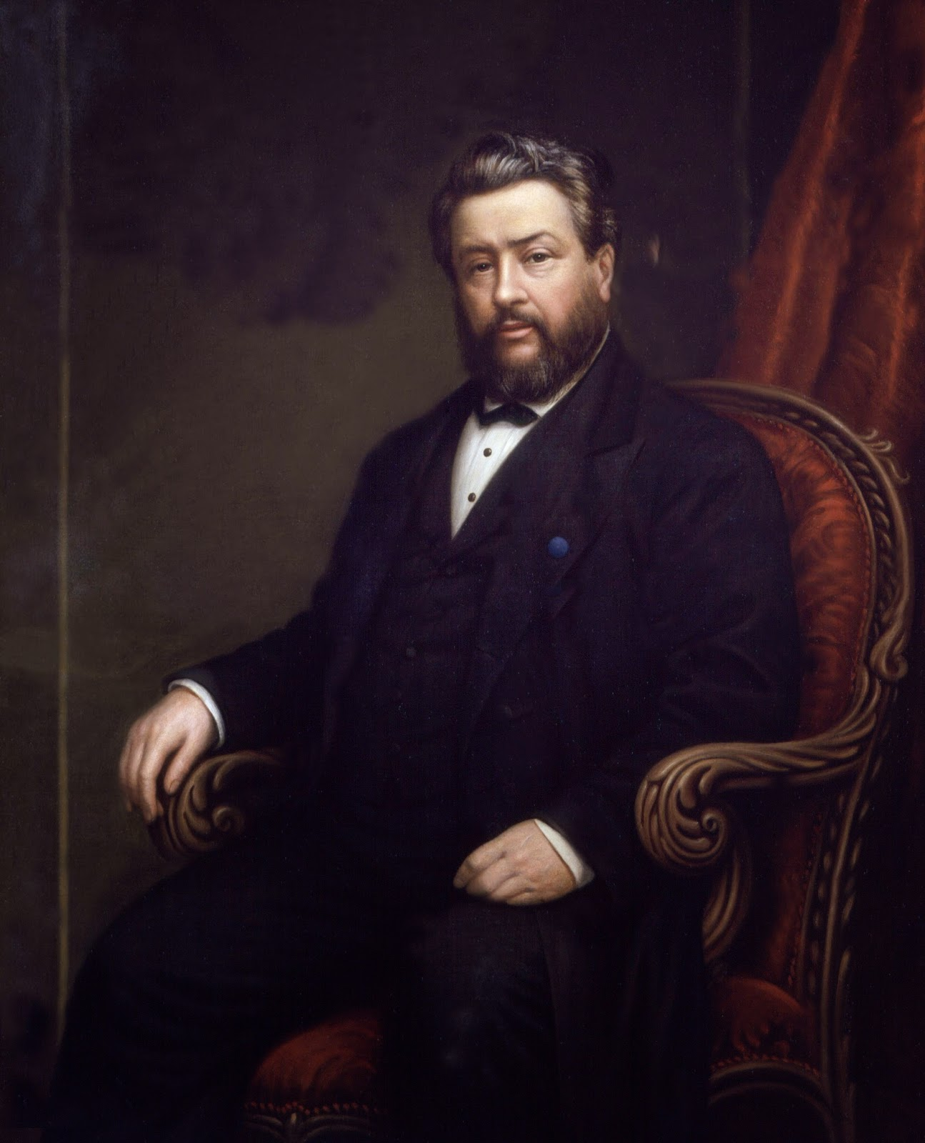 a biography of charles haddon spurgeon one of the greatest preachers of all time How childhood influences shaped a great preacher spurgeon  [wy fullerton,  charles haddon spurgeon (chicago: moody, 1966), 21]  (there was only one  time in his school career when his grades began to fail and his.