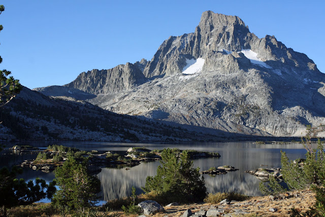 banner peak thousand island lake