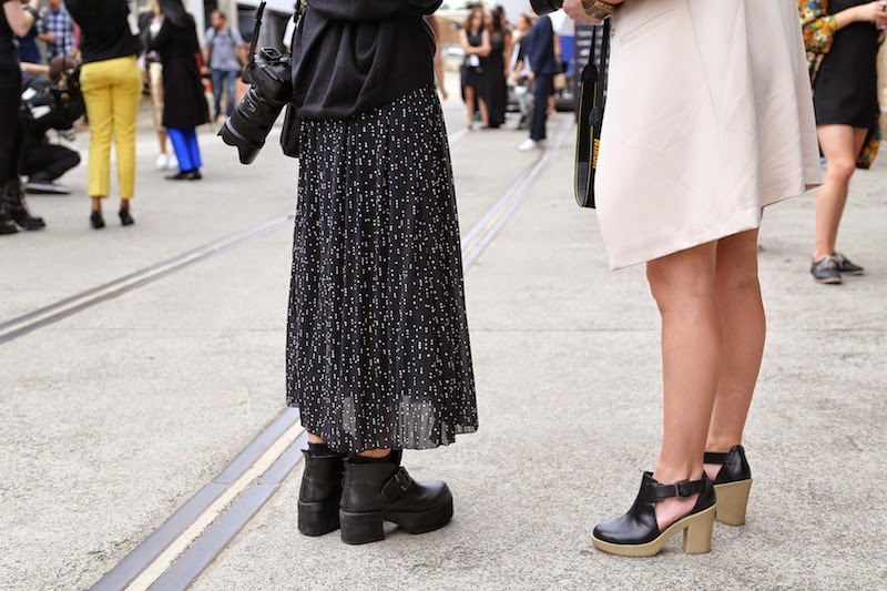 MBFWA, shoes, Street Style, Sydney, Australian Fashion Week