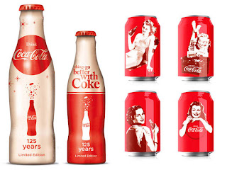 Coca-Cola revisita as pin-ups da década de 40