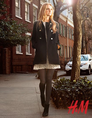 h&M herbst/winter-kollektion 2011