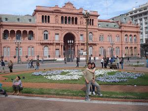 Viagem a Buenos Aires/Arg