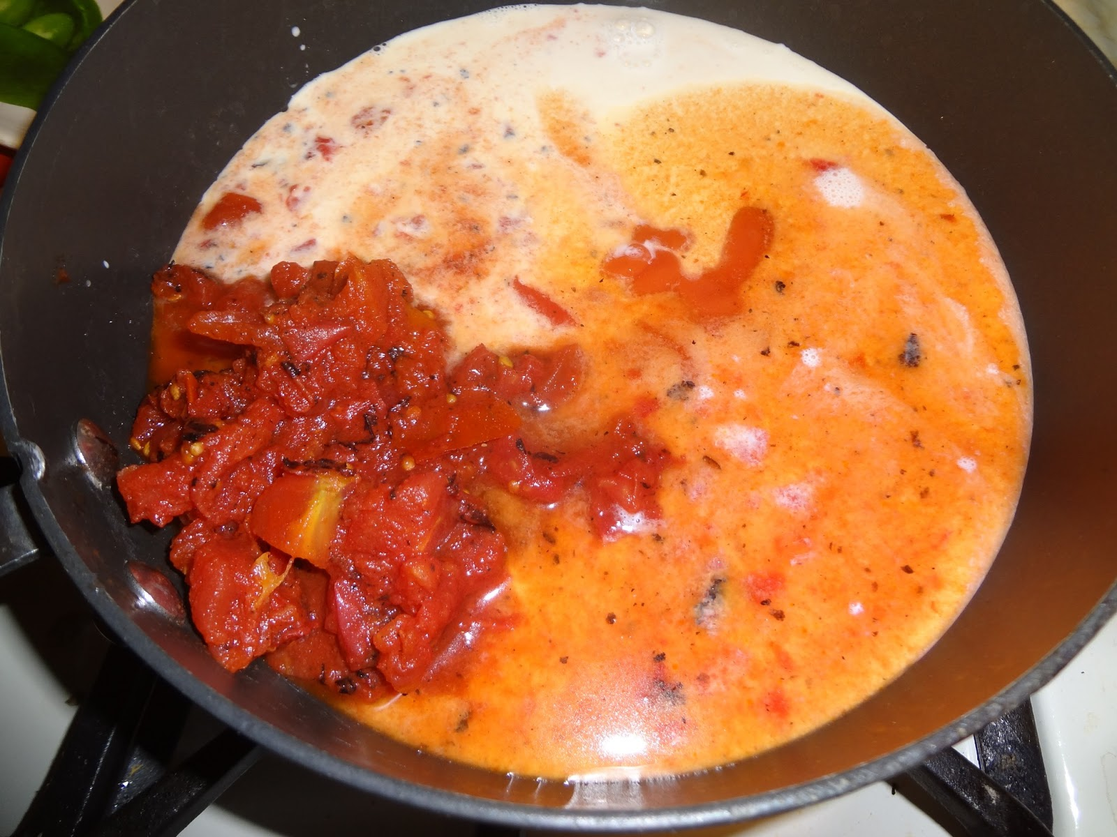 Cookin' Mama: Speedy Fire-Roasted Tomato Soup