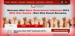 OPEN GOVERNMENT INDO