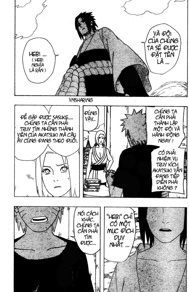 Naruto chap 352 Trang 16 - Mangak.info