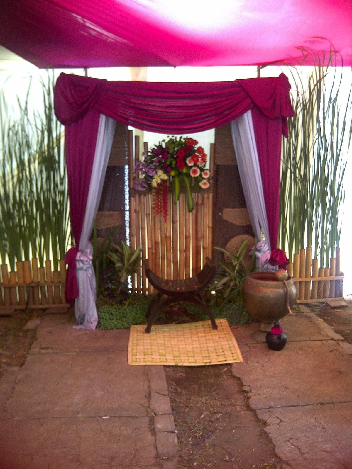 Kayana wedding decoration dekorasi siraman wedding decoration murah di semarang kirimkan junglespirit Image collections