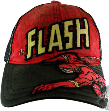 Gorra de The Flash