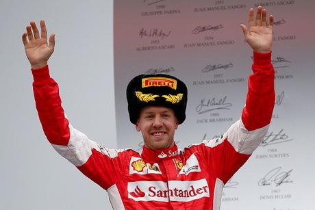 Musim Pertama bersama Ferrari yang Melebihi Ekspektasi Vettel